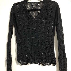 Sigrid Olsen knit cardigan